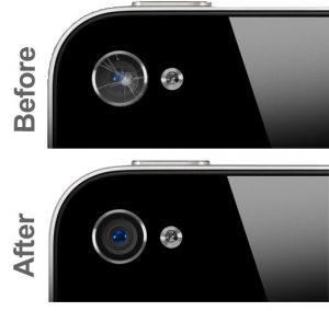 iphone broken camera